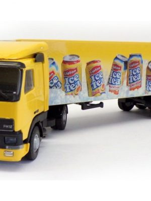 Ice Tea DAF 95XF Truck met trailer - Lion Toys 1:50