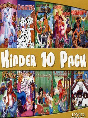 Kinder 10 Pack