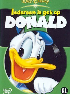 Iederen is gek op Donald DVD
