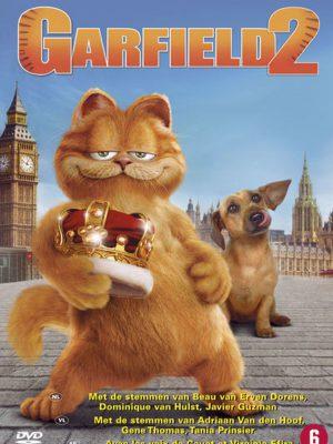 Garfield The Movie 2