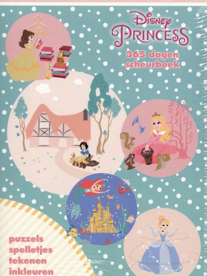 Disney Princess scheurkalender