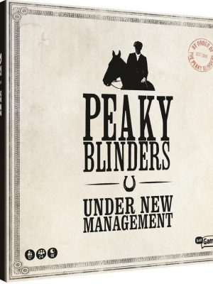 Peaky Blinders Bordspel