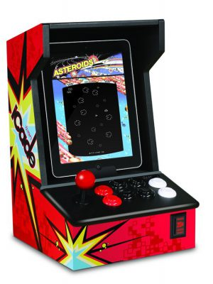 Ion iCade Arcade Cabinet voor Apple iPad