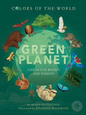 Green Planet - Colours of the world