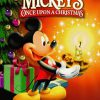 Mickey's Once upon a Christmas VHS