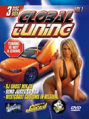 Global Tuning Vol 1 (3 Disc Box)
