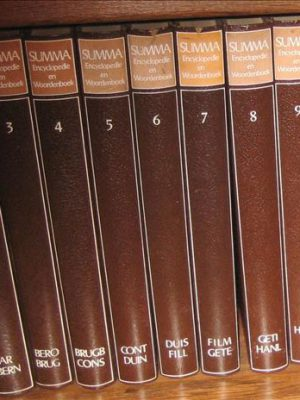 Summa Encyclopedie (20 delen)
