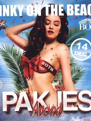 Kinky on the Beach - Pakjes avond