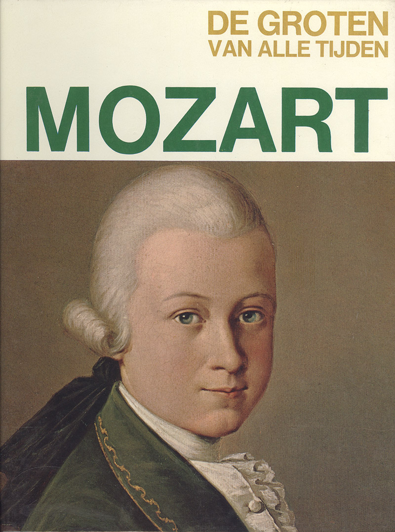 De groten van alle tijden - Mozart