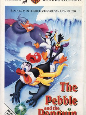 Warner Bros - The Pebble and the Penquin VHS