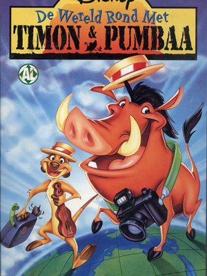 Disney - De wereld rond met Timon & Pumbaa VHS