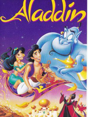 Disney Classics - Aladdin VHS