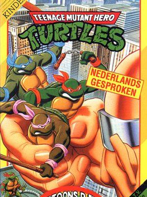 Teenage Mutant Hero Turtles / De beslissende strijd VHS