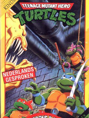 Teenage Mutant Hero Turtles VHS