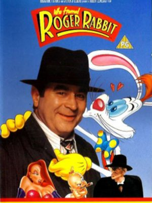 Disney - Who framed Roger Rabbit VHS