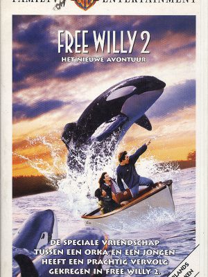 Disney Classic - Free Willy 2 VHS