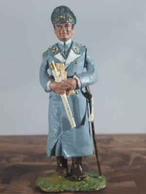 2e Wereldoorlog figuurtje (Duitse hoofd SS)