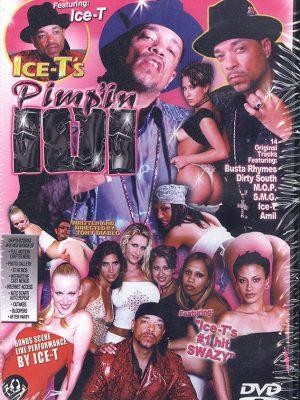 Ice-T's Pimpin 101 DVD