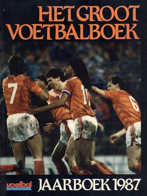 Het groot voetbalboek - Jaarboek 1987