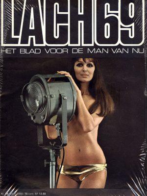 Lach69 Erotiekpakket (6 Magazines)