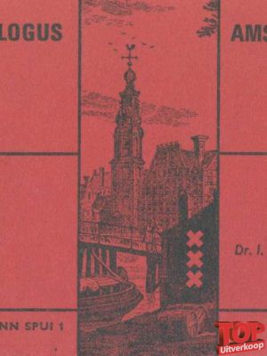 Catalogus Amsterdam 115 prenten