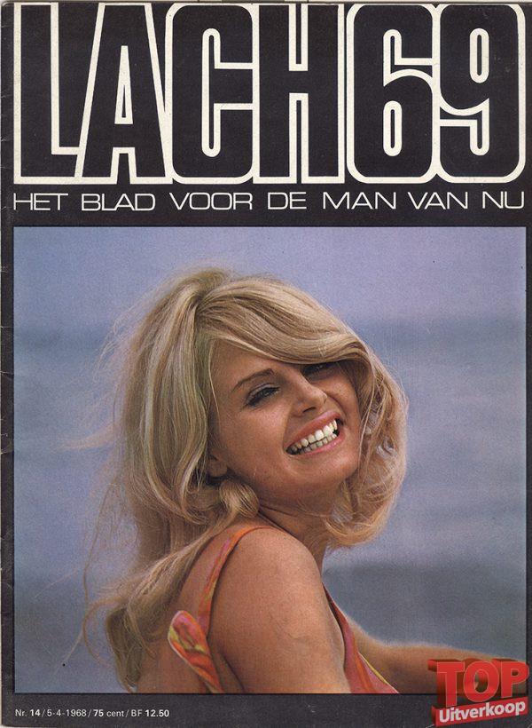 Lach69 tijdschriften (4 exemplaren)