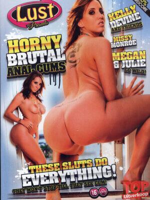 Horny Brutal Anal-Cums (DVD)