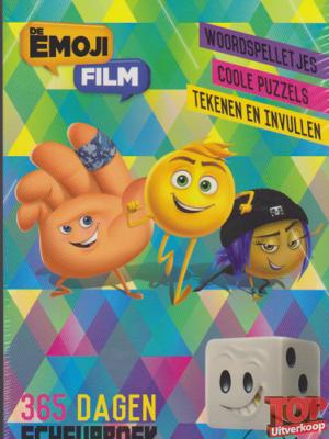 De EMOJI film scheurkalender