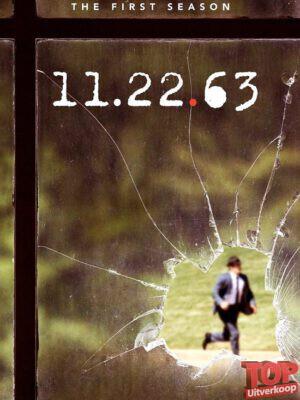 11.22.63 - ( 2 Disc DVD)