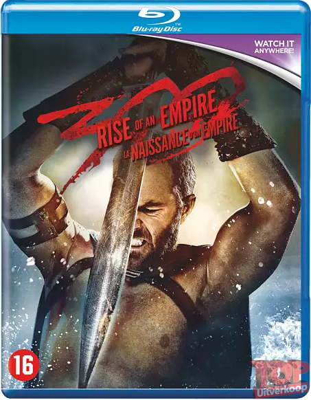 300 Rise of an empire (Blue-ray)