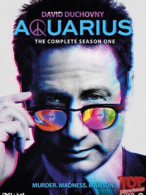 Aquarius, Seizoen 1 (DVD)
