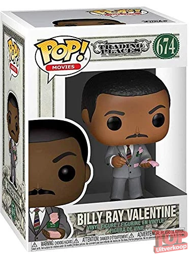 Billy Ray Valentine - Trading Places - Funko Pop! #674
