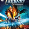 DC's Legends of tomorrow, seizoen 1 (4 discs, DVD)