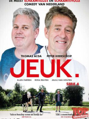 Jeuk, Serie 4 (DVD)