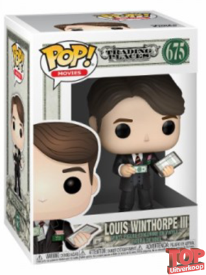 Louis Winthorpe III - Trading Places - Funko Pop! #675