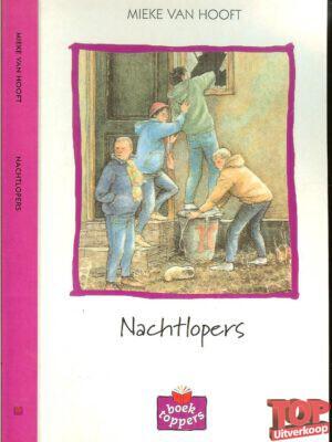 Nachtlopers - Mieke van Hooft