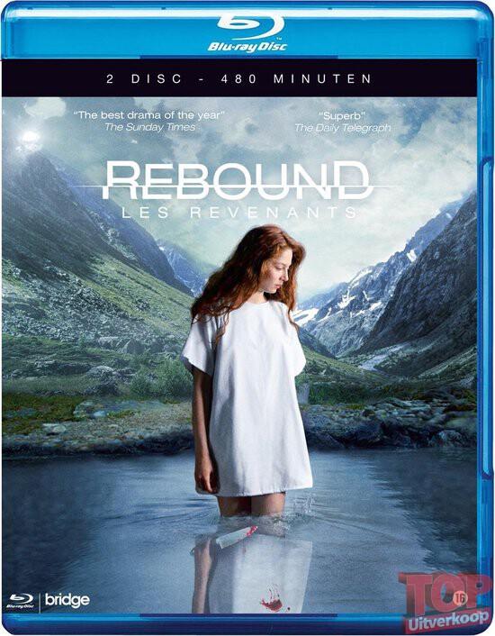 Rebound, Les Revenants, seizoen 1 (2 disc, DVD)