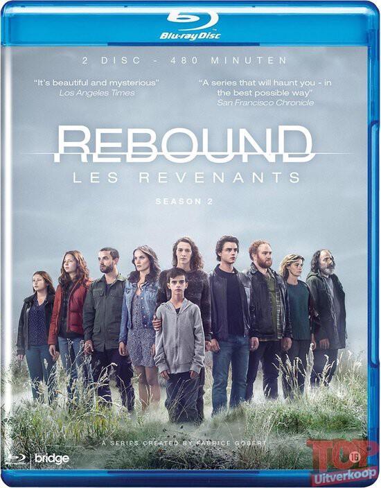 Rebound, Les Revenants, (2 disc, DVD)