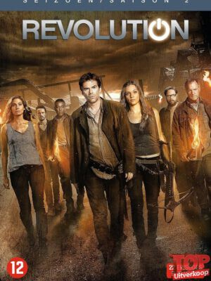 Revolution, Seizoen 2 (DVD)