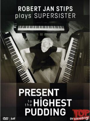 Robert Jan Stips plays Supersister (DVD)