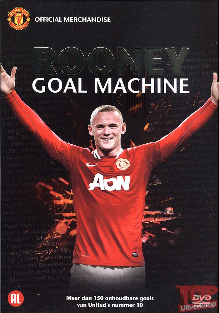 Rooney - Goal Machine (DVD)