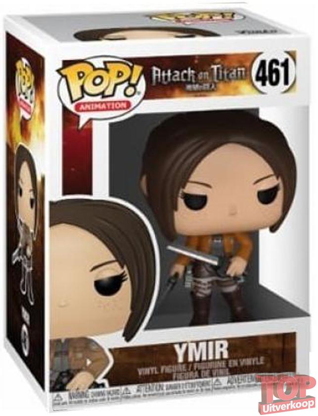 Ymir - Attack on Titan - Funko Pop! #461