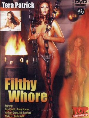 Filthy Whore (DVD) Tera Patrick