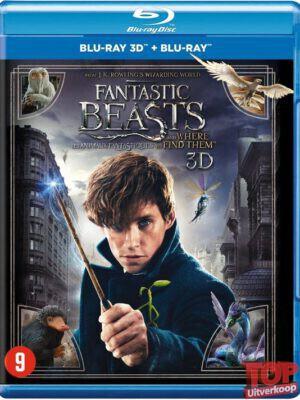 Fantastic Beasts (Blu-ray)
