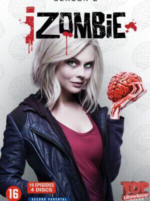 Zombie, seizoen 2 (4 disc, DVD)