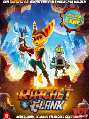 Ratchet Clanc (DVD)