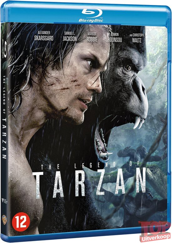 The Legend of Tarzan (Blu-ray)