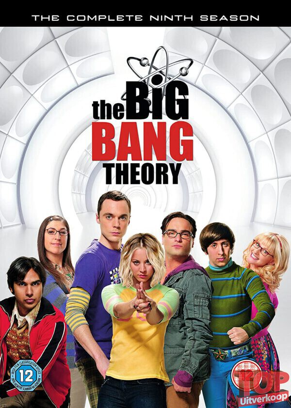 The Big Bang Theory - Deel 9 (DVD)