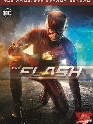 The Flash - Seizoen 2 (DVD)