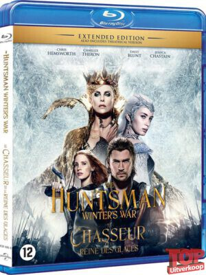 The Huntsman - Winter's War (Blu-ray)